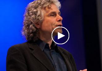 استیون پینکر سخنرانی تد افول خشونت فرشته های بهتر طبیعت ما