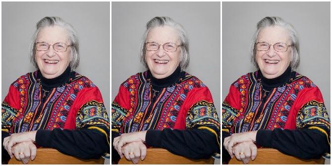 الینور استروم سه تصویر
