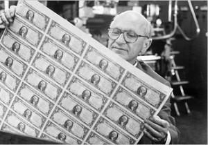میلتون فریدمن دلار