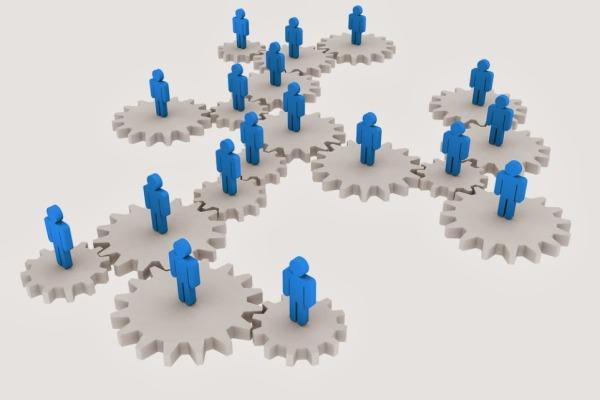 چرخدنده شبکه انسانی