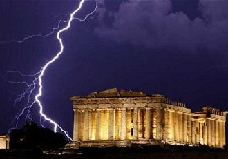 یونان رعدوبرق