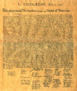 اعلامیه استقلال