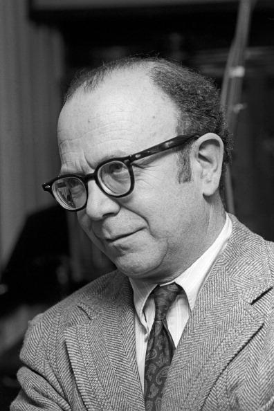 Author And Economist Robert Heilbroner