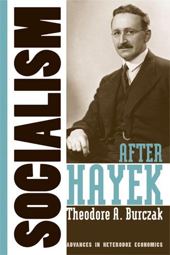 سوسیالیسم پس از هایک جلد کتاب