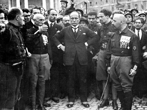 موسولینی فاشیسم