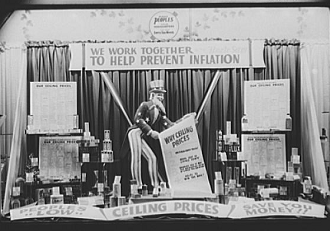 کنترل قیمت در امریکا